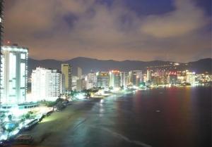Próxima Cruzada en Acapulco, México.