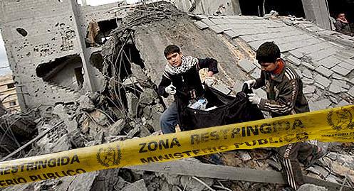 ¿La guerra es en Gaza o en Guatemala?
