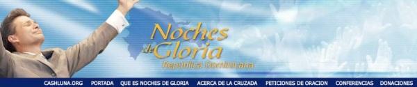 Noches de Gloria República Dominicana. Agosto 2007